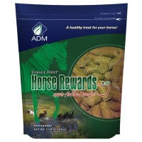 Forage First Horse Treats, Apple, 3-Lbs.