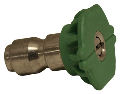 Image of Pressure Washer Spray Tip, 25-Degree, Green