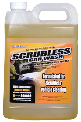 Image of Scrubless Car Wash, Concentrate, 1-Gallons