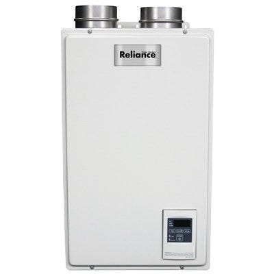 Tankless Water Heater, LP Gas