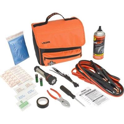 Image of Prepared Emergency Road Kit, 57-Pc.
