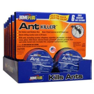 Home Plus Metal Ant Bait Killer, 6-Pk.