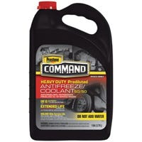 Command Antifreeze/Coolant, 50/50, 1-Gal.