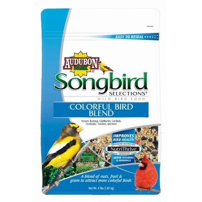 Image of 4-Lb. Colorful Bird Food