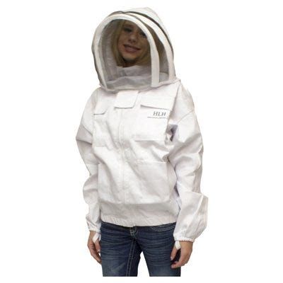 Beekeeping Jacket, Cotton & Polyester, XXL