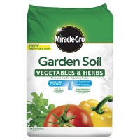 Garden Soil, Vegetables & Herbs, 1.5-Cu. Ft.