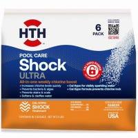 HTH 6 Pack Ultra Shock