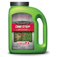 One Step Complete Grass Seed Mix, Sun & Shade, 5-Lbs.