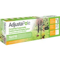 Adjust-A-Pole Yard Kit For Bird Feeders