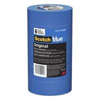 Blue Painter's Tape, 1.41-In. x 60-Yd., 6-Pk.