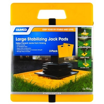 Image of Stabilizer Jack Pad, 14 x 11.7-In., 2-Pack