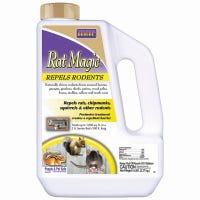 Rat Magic Rat Repellent Granules, 5-Lbs.
