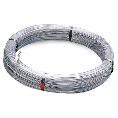 Hi-Tensile Smooth Wire, 4000-Ft.