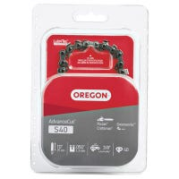 Chainsaw Chain, 91VG Low Profile Xtraguard Premium C-Loop, 10-In.