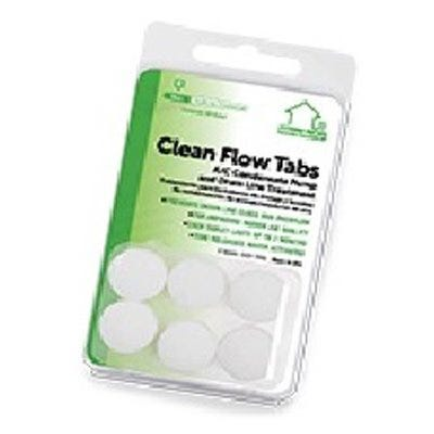 Clean Flow Tab, For Condensate Water, 6-Pk.