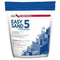 Easy Sand 5 Lightweight Setting-Type Joint Compound, 3-Lbs.