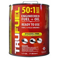 Premixed 50:1 Fuel/Oil, 2-Cycle Engines, 4.75-Gals.