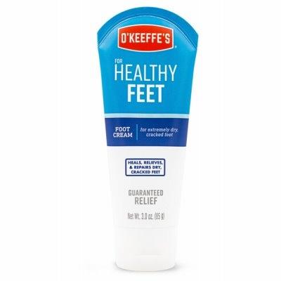 Image of Healthy Feet Foot Cream, 3-oz. Tube