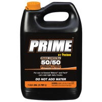 Prime Orange Compatible Prediluted AntiFreeze/Coolant, 1-Gallon