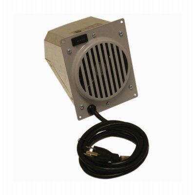 Image of Wall Heater Blower For Blue Flame & Infrared Vent Free Wall Heaters