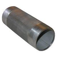 Stainless Steel Pipe Nipple, 3/4 x 3-In.
