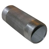 Stainless Steel Pipe Nipple, 3/4 x 4-In.