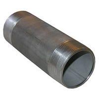 Stainless Steel Pipe Nipple, 3/4 x 5-In.