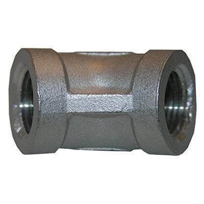 Stainless Steel 45 Degree Pipe Elbow, 1/2-In.