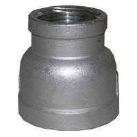 Stainless Steel Bell Reducer, 1/2 x 3/8-In.