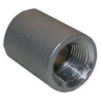 Stainless Steel Pipe Coupling, 1/2-In.