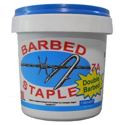 Image of 8-Gauge Fence Staples, 1.5-In., 8-Lb. Bucket