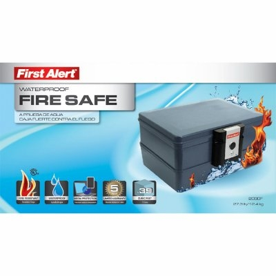 Image of Fire & Water Chest, 0.39-Cu. Ft.