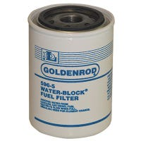 Spin-On Water Block Fuel Filter