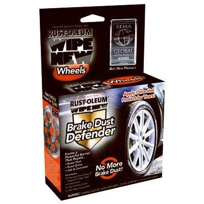 Brake Dust Defender Kit