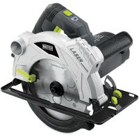 Circular Saw With Laser, 12-Amp, 7-1/4-In.