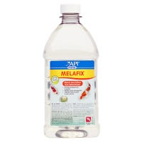 Melafix Pond Fish Bacterial Infection Remedy. 64-oz.