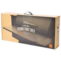 22 Series Folding Front Grill Shelf, 12.5 x 26 x 4-In.