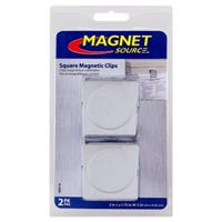 Ceramic Magnetic Clips, Large, 2-Pc.