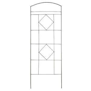 Trellis, Functional Arch, Bronze, 65-In.