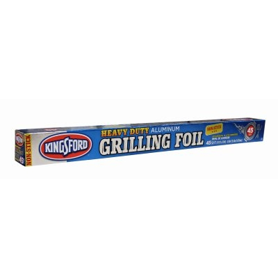 Image of Non-Stick Grilling Foil, 45-Sq. Ft.