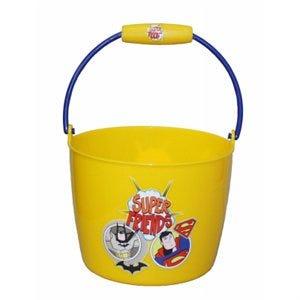 Super Friends Garden Bucket, Plastic