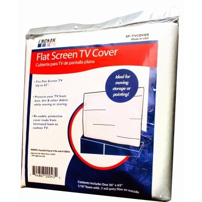 Image of Flat Screen TV Cover