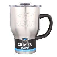 Chaser Cafe Travel Mug, 20-oz.
