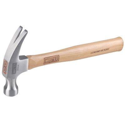 Straight Claw Rip Hammer, 20-oz.