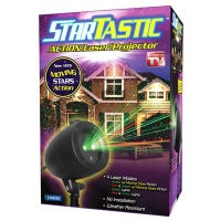Startastic Action Laser Projector With Remote