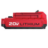 Lithium-Ion Power Tool Battery, 2.0A Hours, 20-Volt