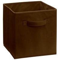 Fabric Drawer, Canteen, 11 x 10.5 x 10.5-In.