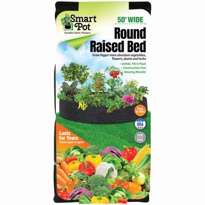 Image of Big Bag Bed, Black, 50 x 12-In., 100-Gal.