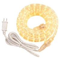 Incandescent Rope Light, 48-Ft.