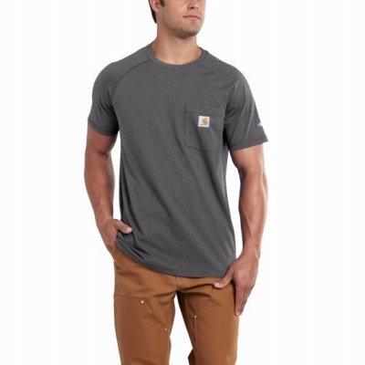 Image of Delmont Short-Sleeve T-Shirt Shirt, Carbon Heather, XXL